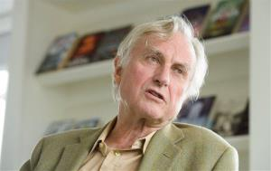 Professor Richard Dawkins, ethologist, evolutionary biologist and author of books including The God Delusion and The Selfish Gene, is seen at Random House, London, on Wednesday, August 14th,2013.