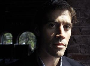 In this May 27, 2011, file photo shows American Journalist James Foley, of Rochester, N.H., as he poses for a photo in Boston.