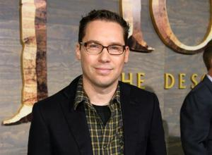 This 2013 file photo shows Bryan Singer at the Los Angeles premiere of The Hobbit: The Desolation of Smaug at the Dolby Theatre.