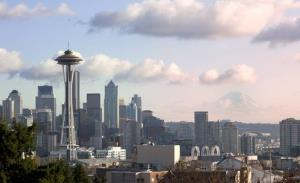 Seattle is No. 1 on the list.