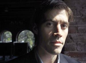 A 2011 photo of the late James Foley.
