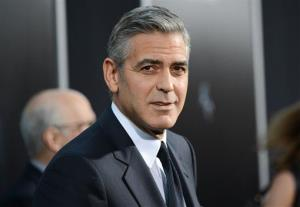 In this Oct. 1, 2013, file photo, actor George Clooney attends the premiere of Gravity at the AMC Lincoln Square Theater in New York.