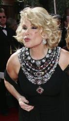 Joan Rivers in 2005.
