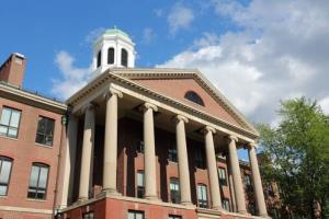 Harvard is investigating deaths emailed to students.