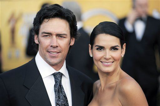 Angie Harmon Jason Sehorn Separating After 13 Years Of Marriage