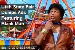 Utah State Fair Dumps Ads Featuring Black Man