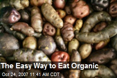 The Easy Way to Eat Organic