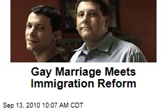 Gay Marriage Meets Immigration Reform
