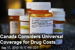 Now, universal pharmacare for all Canadians