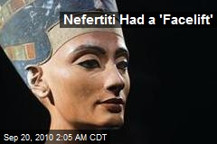 Nefertiti Had a 'Facelift'