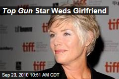 Kelly McGillis Weds Girlfriend in Civil Union; Top Gun Star Came Out as Lesbian Last Year