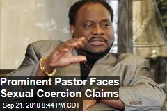 Atlanta Pastor Faces Sexual Coercion Claims