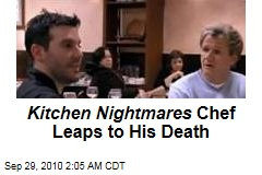 Kitchen Nightmares Chef