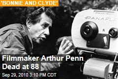 Filmmaker Arthur Penn Dead at 88