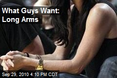 What Guys Want: Long Arms