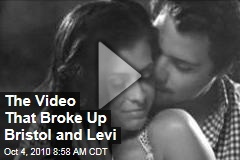 The Video That Broke Up Bristol and Levi