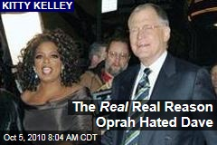 The Real Real Reason Oprah Hated Dave
