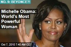 Michelle Obama: World's Most Powerful Woman