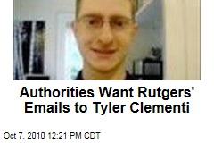 Tyler Clementi Suicide: Authorities Subpoena Rutgers University Emails; Friends Defend Dharun Ravi, Molly Wei