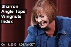 Sharron Angle Tops Wingnuts Index