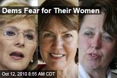 Dems Fear for Their Women