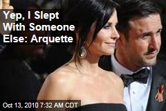 David Arquette Talks Courteney Cox Split, Sex Life With Howard Stern; Admits Sex With Jasmine Waltz