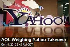 AOL-Yahoo Merger Rumored to Be In the Works
