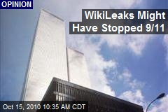 WikiLeaks Might Have Stopped 9/11