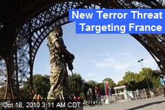 New Terror Threat Targeting France