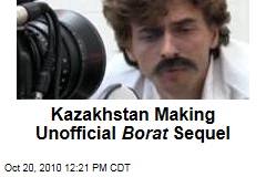 Unofficial 'Borat' Sequel is Kazakhstan's Way of Getting Revenge on Sacha Baron Cohen