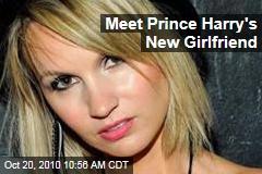 Prince Harry's New Girlfriend: Camilla Romestrand, Norwegian Rock Star