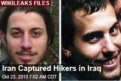 Iran Captured Hikers in Iraq