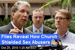 Files Reveal How Church Shielded Sex Abusers