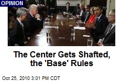 The Center Gets Shafted, the 'Base' Rules