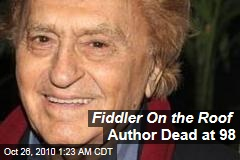 Fiddler On the Roof Author Dead at 98