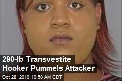 Trannies Trounce Teen Troublemaker