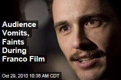 '127 Hours' Audience Vomits, Faints During Gory James Franco Movie