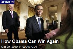 How Obama Can Win Again