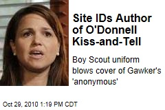 Site IDs Author of O'Donnell Kiss-and-Tell