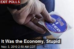 It Was the Economy, Stupid