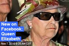 New on Facebook Queen Elizabeth