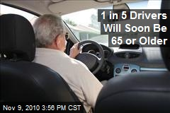 1 in 5 Drivers Will Soon Be 65 or Older