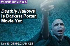 Deathly Hallows Is Darkest Potter Movie Yet
