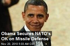 Obama Secures Badly Needed NATO Success