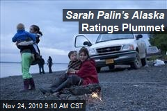 Sarah Palin's Alaska Ratings Plummet