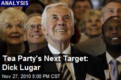 Tea Party's Next Target: Dick Lugar