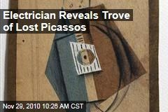 Electrician Reveals Trove of Lost Picassos