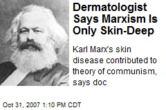 Dermatologist Says Marxism Is Only Skin-Deep