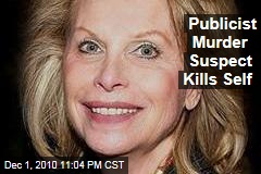 Publicist Murder Suspect Kills Self
