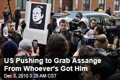 Assange Extradition Battle Expected